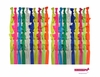 Hair Ties Brights 100 Pack