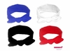 Knotted Cotton Bow Headband Basic 4 Pack
