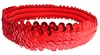 Sequin Headbands Red