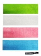 Sweatbands 4 Pack Brights