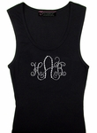 Monogram T-Shirts - Monogrammed Tote Bags