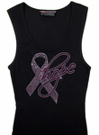 Pink Ribbon - Breast Cancer T-Shirts
