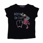 """Waiting For The Tooth Fairy"" Rhinestone Tee or Tank"