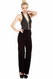 All Together Now Halter Jumpsuit