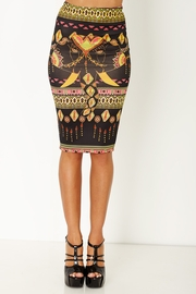 Arabian Nights Pencil Skirt