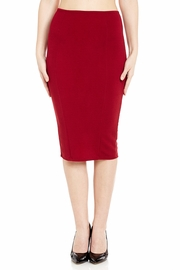 Bare-ly Exposed Pencil Skirt
