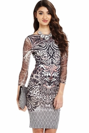 Baroque-n Spirit Sublimation Dress