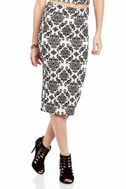 Baroque Revolution Pencil Skirt