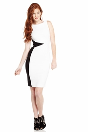 Candid Colorblock Hourglass Dress
