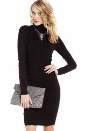 Finders Keepers Turtleneck Sweater Dress