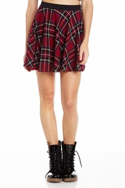 Getting Detention School Girl Skater Skirt