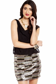 Glitz and Glamour Twofer Dress