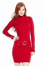 Mod Squad Sweater Dress