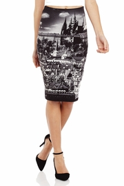 Renaissance Rendezvous Pencil Skirt