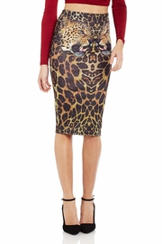 Revenge of the Leopards Scuba Skirt