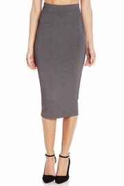 Rough Around the Edges Pencil Skirt