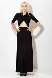 Six-in-One Black Transformation Dress