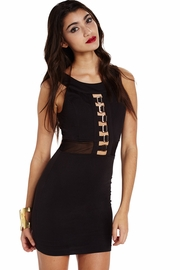 Sooner or Lattice Dress