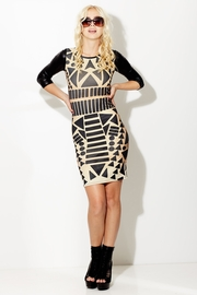 Stay in Shapes Fitted Dress