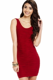 Sweet Emotion Fitted Dress