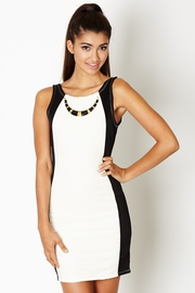 Time to Shine Hourglass Dress with Necklace