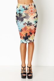 Wild Horses and Crazy Dreams Pencil Skirt
