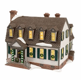 """Department 56 Williamsburg - """"King's Arms Tavern"""""""