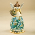 "Jim Shore Figurine - ""The Year of the Angel Figurines"""