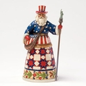 "Jim Shore Figurines - ""Santa Figurines"""