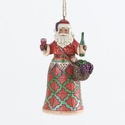 "Jim Shore Ornaments - ""Holiday Ornaments"""