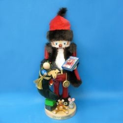 "Steinbach Nutcracker - ""Steinbach Night Before Christmas Nutrcracker"" - 1st in the Night Before Christmas Series - Limited Edition of 5,000 pieces"