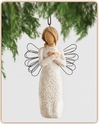 Willow Tree Angel Collection Ornaments