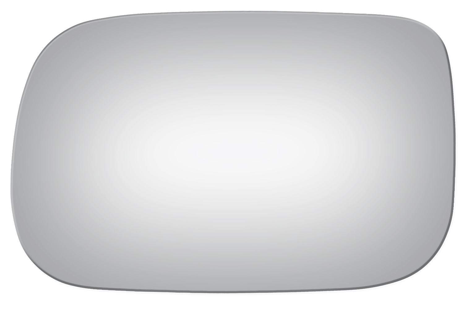 Acura Tsx 2004 Driver Side Mirror Glass