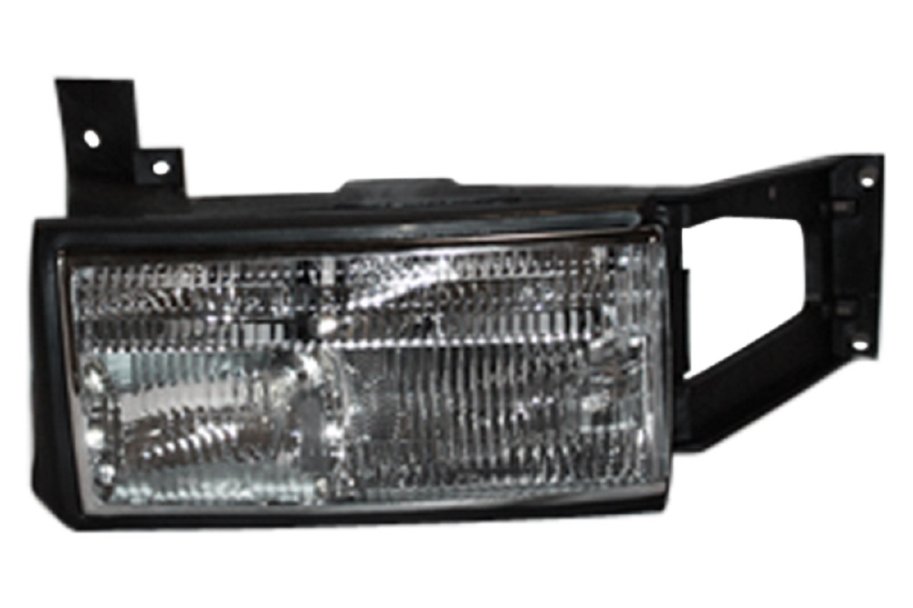 Service Manual Replace Headlights In A 1995 Cadillac