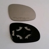 Volkswagen VW Passat 2005 Passenger Side Heated Mirror Glass Clip-On