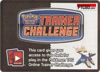 BW1 BLUE ASSUALT Pokemon Online Trainer Challege Deck Code - DELIVERED BY EMAIL - Pokemon Black & White  VIRTUAL Theme Deck