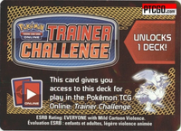BW4 EXPLOSIVE EDGE POKEMON THEME DECK CODE - Next Destinies Theme Deck Code for your Pokemon Online Account - Delivered by Email - IN STOCK NOW