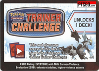 BW7 ICESHOCK POKEMON THEME DECK CODE - Boundaries Crossed Ice Shock Theme Deck Code for your Pokemon Online Account - Delivered by Email - IN STOCK NOW