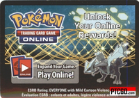 BW37 KYUREM EX POKEMON ONLINE PROMO CARD CODE - Kyurem EX Promo Card BW37 for your Pokemon Online Account - Delivered by Email - IN STOCK NOW