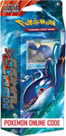 XY05 OCEAN'S CORE POKEMON X & Y PRIMAL CLASH STARTER THEME DECK CODE - X&Y Starter Theme Deck Code for your Pokemon Online Account - Delivered by Email