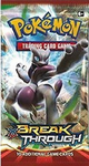 POKEMON XY08 X&Y BREAKthrough SET ONLINE BOOSTER PACK CODE - Delivered Super Fast By Email - Redeem this code for ONE POKEMON X & Y BREAK THROUGH EXPANSION SET ONLINE POKEMON VIRTUAL PACK OF 10 POKEMON CARDS