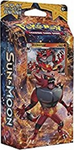 SM01 ROARING HEAT (Incineroar)  POKEMON Sun & Moon Starter Theme Deck Code - S&M Starter Theme Deck Code for your Pokemon Online Account - Delivered by Email