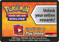 TERRIFIC TEPIG POKEMON ONLINE PROMO CARD CODE - Delivered by Email - Unlock Your Pokemon Online Rewards