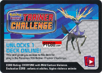 XY01 RESILIENT LIFE POKEMON X & Y BASE SET STARTER THEME DECK CODE - X&Y YVELTAL Starter Theme Deck Code for your Pokemon Online Account - Delivered by Email - IN STOCK NOW