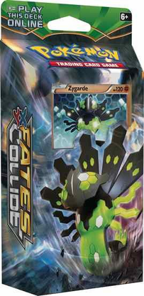 XY10 BATTLE RULER (ZYGARDE) POKEMON X & Y FATES COLLIDE STARTER THEME DECK CODE - X&Y Starter Theme Deck Code for your Pokemon Online Account - Delivered by Email