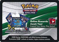 XY25 KROOKODILE EX POKEMON ONLINE PROMO CARD CODE - Krookodile EX Promo Card XY25 for your Pokemon Online Account - Delivered by Email - IN STOCK NOW