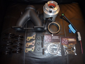 Hot Rod Sled Shop Ski-doo 800 ETEC POWER UP Package