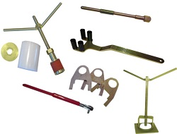 Ski-doo TRA Complete Clutch Tool Service Pack