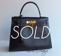 hermes handbags discount - hermes kelly bag 32cm sellier black box palladium hardware, hermes ...
