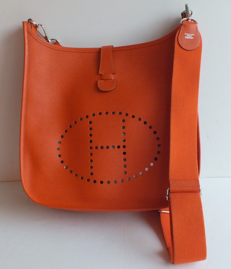replica hermes evelyne lllgm bag
